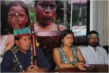 HOY 8pm(ec) Ojo de Agua – Sentencia en el caso Sarayaku, un precedente para los derechos de los pueblos indígenas