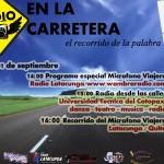 Llega el micrófono viajero a Quito: transmisión especial desde Latacunga martes 2pm