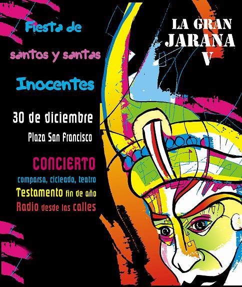 La Gran Jarana – fiesta 2 años Wambra Radio
