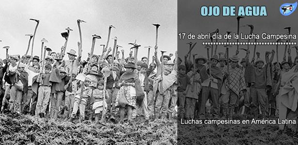 Luchas campesinas en América Latina