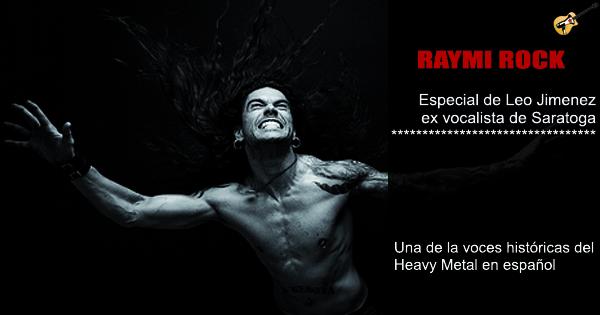 Especial de LEO JIMÉNEZ – Raymi Rock