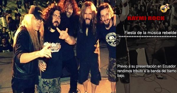 Raymi Rock – Especial Tren Loco