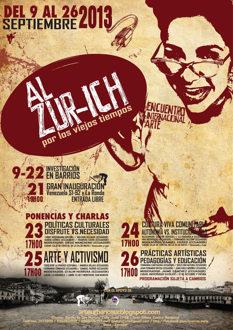 afiche alzurich 13