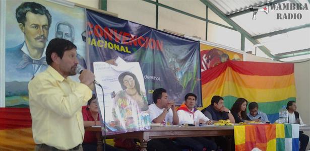 Frente de resistencia por la vida convoca a movilización nacional