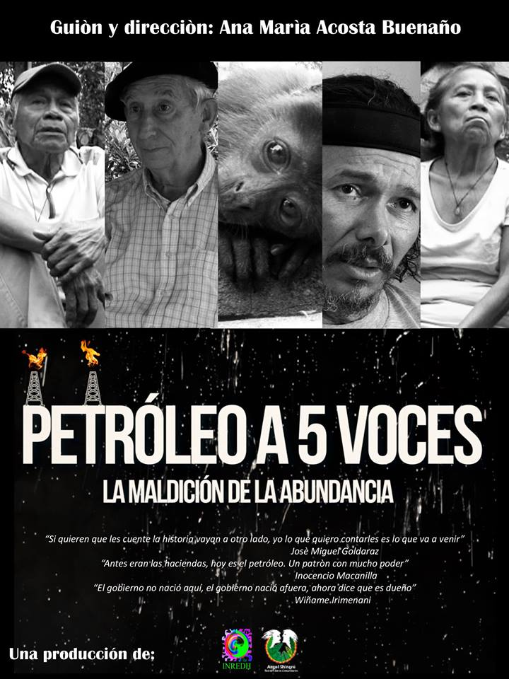 petroleo a 5 voces