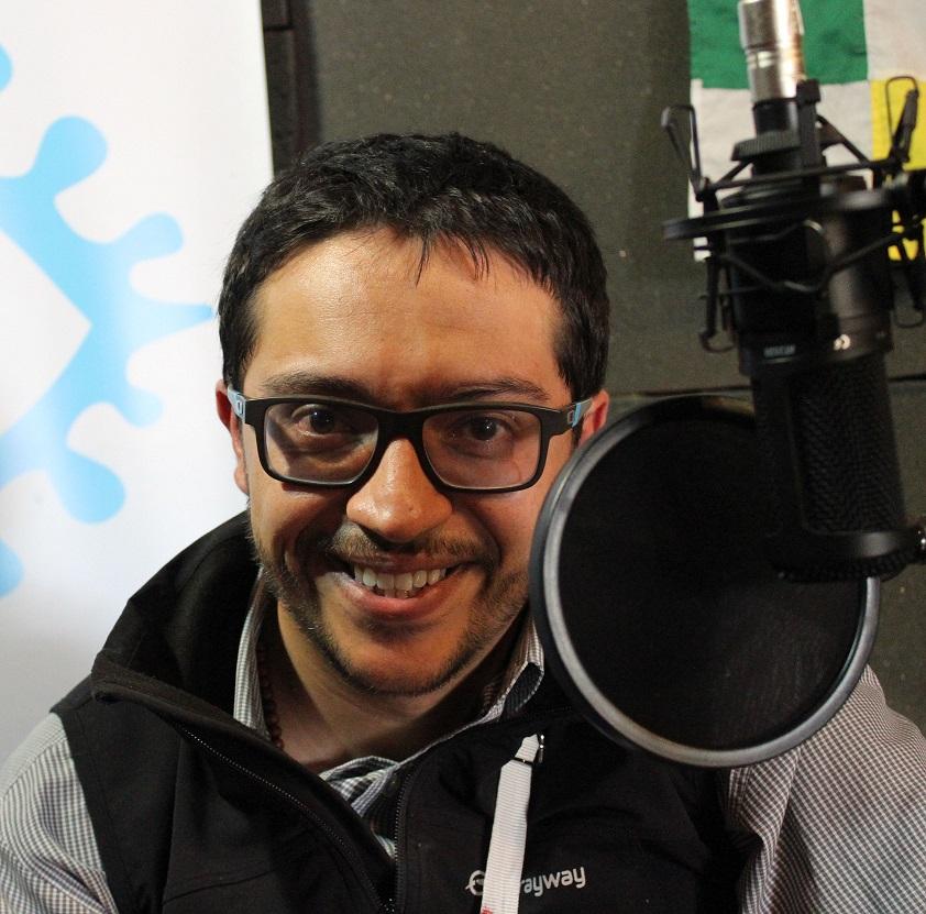 Efrén Guerrero: El Internet debe crear  una sociedad de derechos, no de control y sospecha