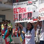 El Tren de la Libertad, con parada en Ecuador