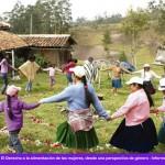 """Margarita Aguinaga: """"la matriz productiva no incluye la palabra mujer, ni género"""""""