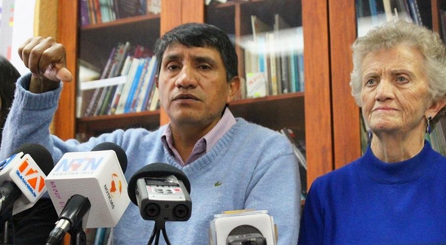 Yasunidos denuncia agresión a voluntario que recogía firmas por el Yasuní