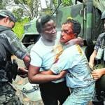 Extractivismo= Militarismo, La minería o el petróleo se imponen por la fuerza – Ojo de Agua