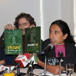 Yasunidos denuncia boicot a proceso de recolección de firmas en defensa de Yasuní