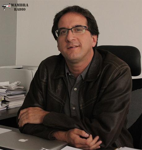 Juan Martín Cueva: repensar la gestión y el fomento del cine ecuatoriano