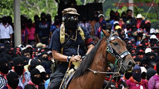 EZLN Subcomandante Marcos, Subcomandante Galeano: entre la luz y la sombra