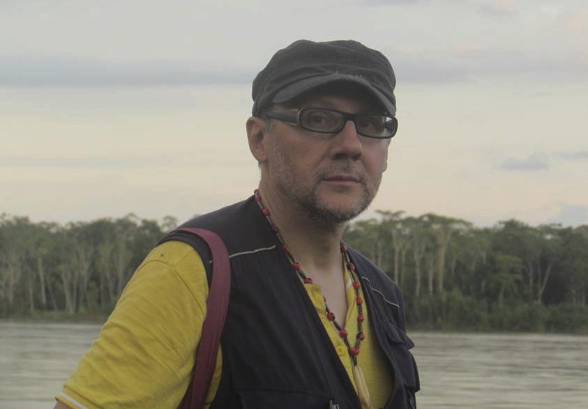Massimo De Marchi: la explotación en el Yasuní es un sacrificio