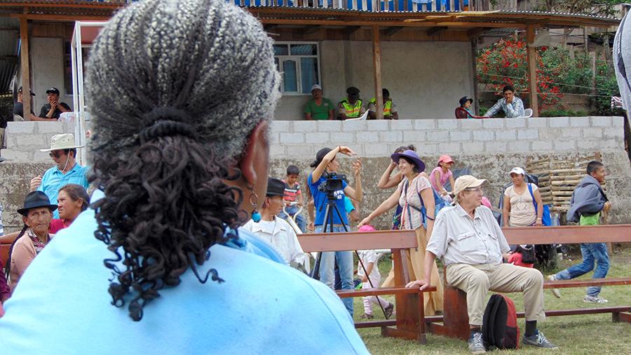 Alternativas vivas se cosechan en el Valle de Intag