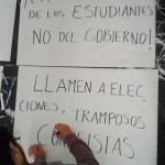 Estudiantes del Movimiento Mariátegui denuncian injerencia de gobierno en Universidad Central