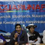 Festival del Trueke:  resistencia de los pueblos en contra del extractivismo