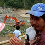 """""""Si nos quitan el agua, nos quitan la vida"""": Manuel Trujillo"""