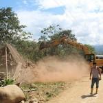 Resumen 2015 (II), extractivismo, criminalización y desalojos