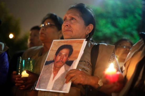 Perú: Familiares recuerdan 15 mil desaparecidos durante los años de violencia política