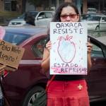 Acción urgente de solidaridad con Oaxaca en Ecuador