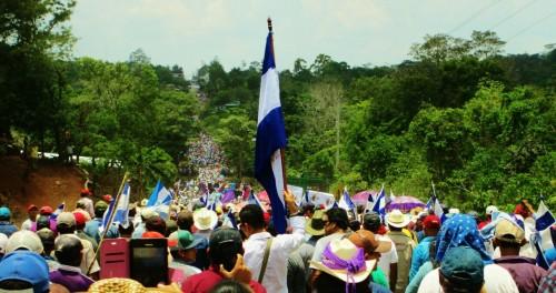 La lucha del pueblo de Nicaragua contra el Canal Interoceánico