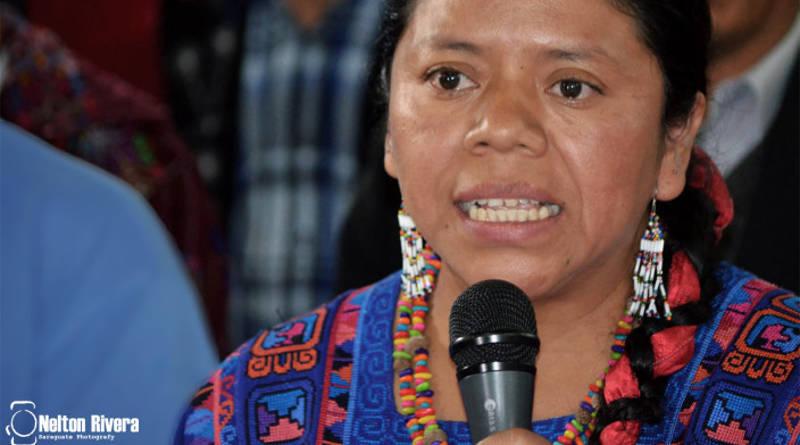 Amenazan públicamente a defensora ambiental guatemalteca