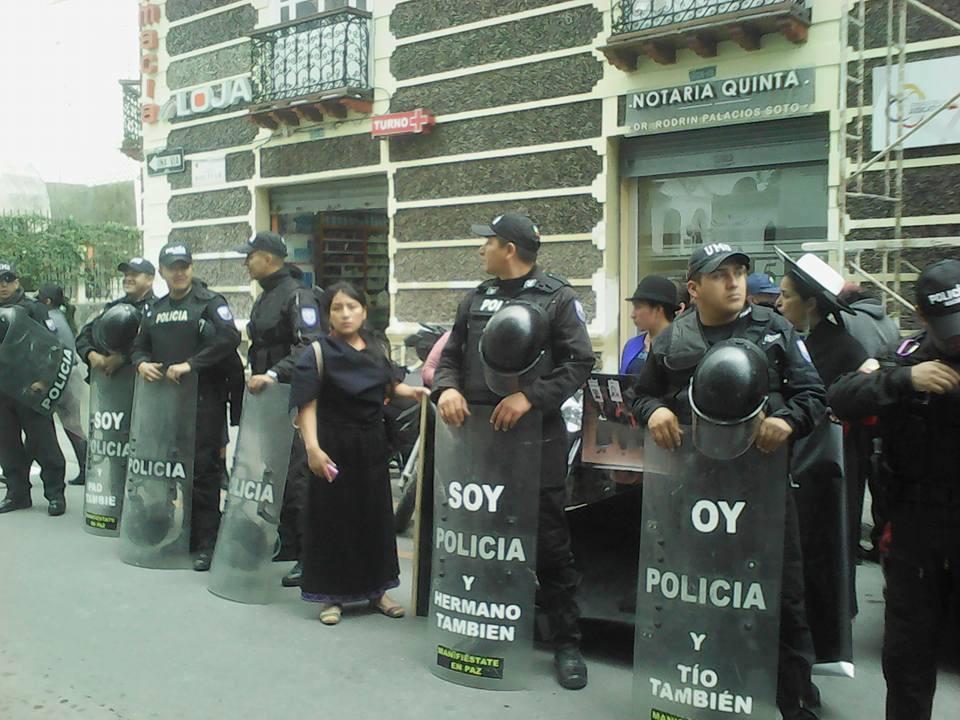 Sentencian a 3 personas más de Saraguro