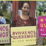 Una iniciativa que moviliza a mujeres de todo Ecuador: #VivasNosQueremos