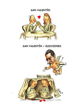 Se compran votos