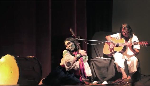 """""""La Pachamama habló por su voz"""" Radionovela sobre Dolores Cacuango"""