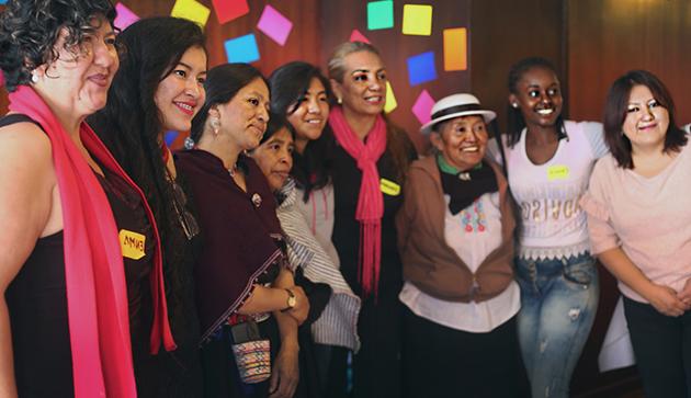 El movimiento de mujeres busca fortalecerse
