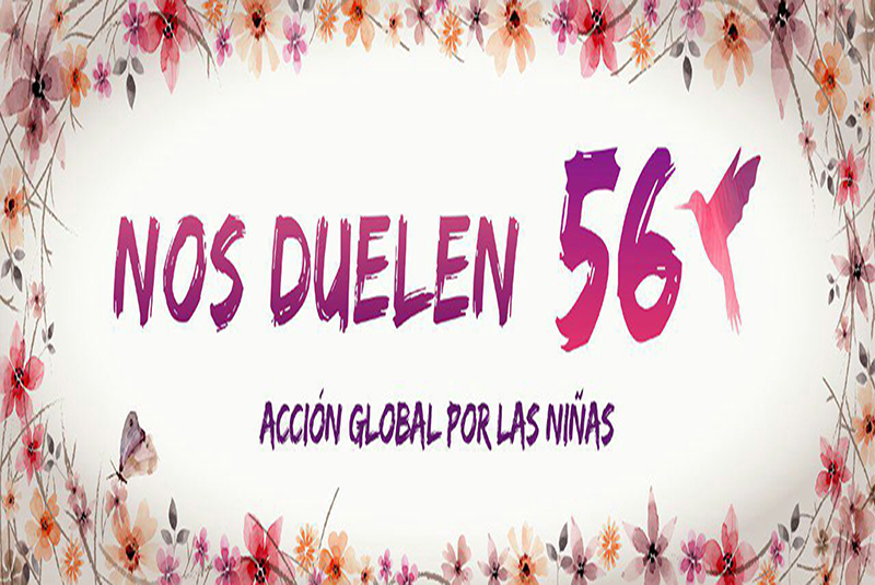 Los rostros de las niñas de Guatemala, nos duelen 56