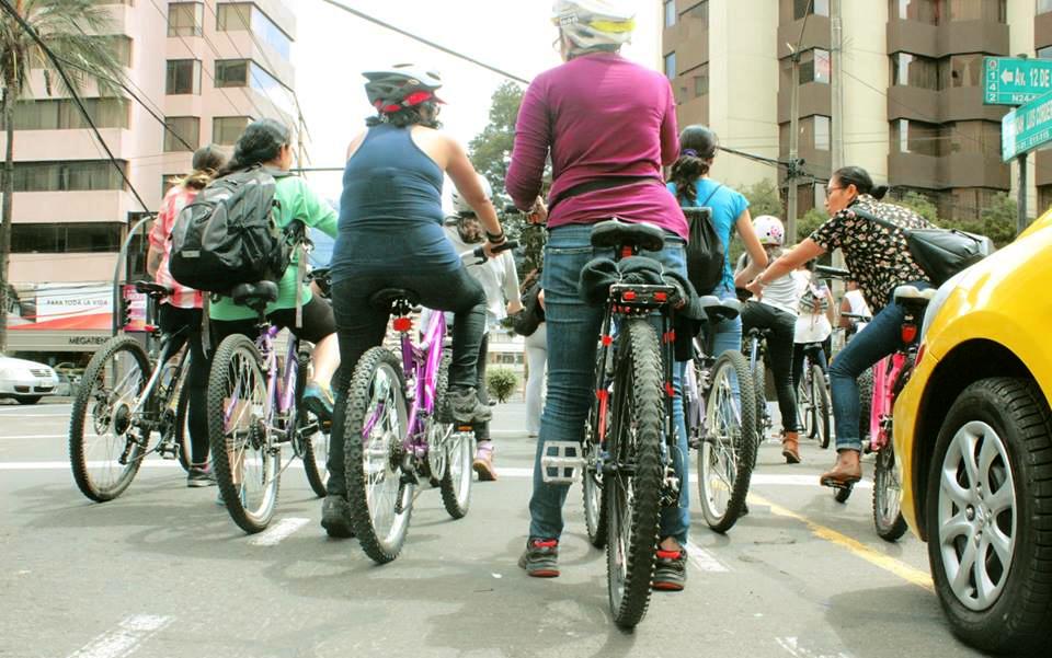 Movilidad sustentable más que ciclovias un cambio cultural. Entrevista a Daniela Chacón
