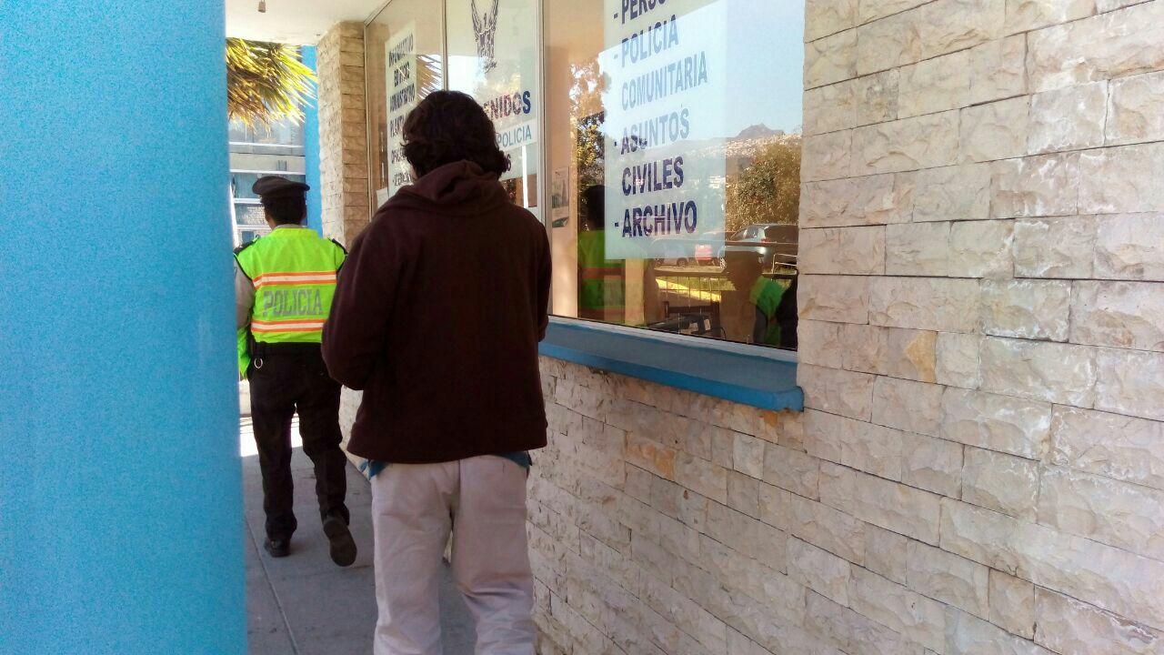 Detienen a Patricio M., uno de los #7dePastaza