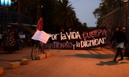 Bolivia: mujeres movilizadas contra la violencia  fueron reprimidas y encarceladas