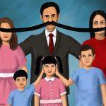 La coparentalidad desde el ocultamiento de la desigualdad de género