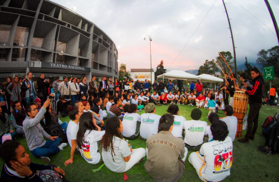 Quito, el escenario de la cultura viva comunitaria