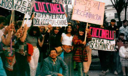 Alberto, Coccinelle, Paloma y los miles de nombres contra los fantasmas