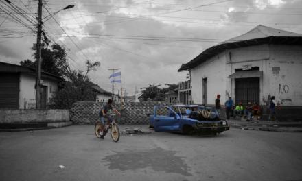 Nicaragua no es Venezuela ni los tranques son guarimbas