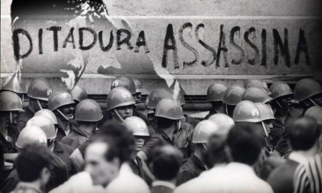 Brasil: la herida no será callada