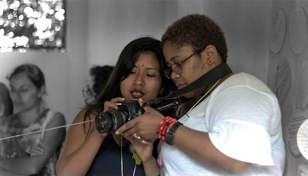 Hacer cine comunitario feminista es posible