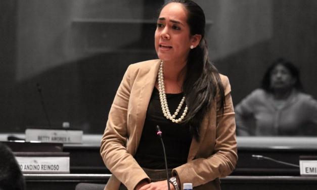 Chequeando a la Asambleísta Viviana Bonilla. Intervención sobre aborto