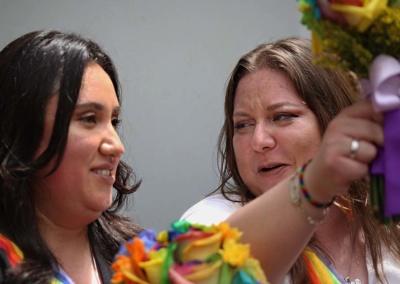 Matrimonio Pamela Troya y Gabriela Correa