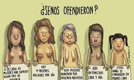 Guayaquil, tetas y veto