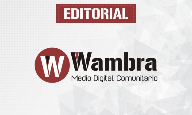Editorial Wambra Medio Digital Comunitario