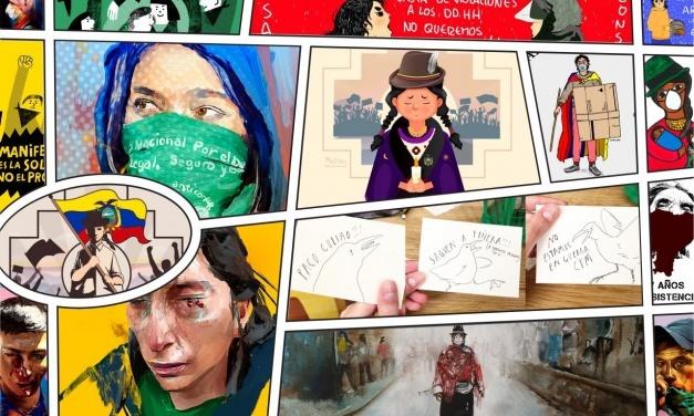 La imagen que guardé de las protestas en Ecuador y Chile