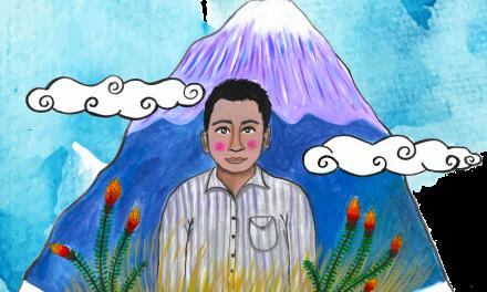 Edgar Yucailla: soñar en el páramo de Chimborazo