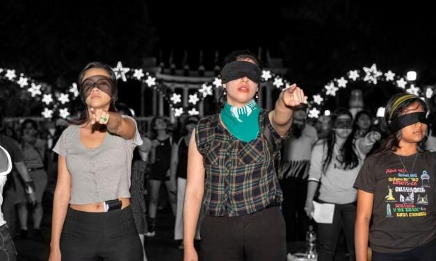 Cinco minutos para incomodar a Guayaquil: el violador eres tú