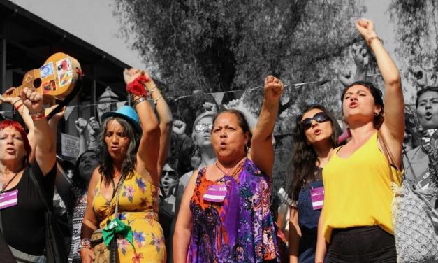 """Chile: """"Necesitamos una Constitución Feminista"""""""